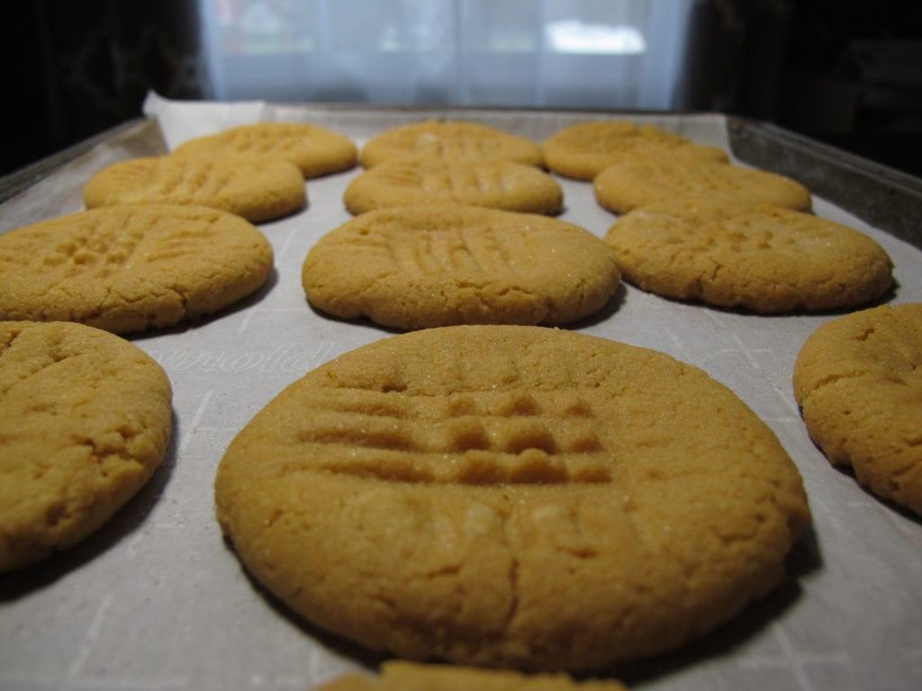 Recipe | Gluten-free peanut butter cookies